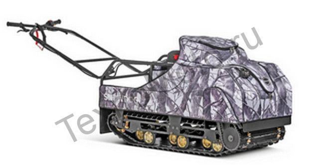 Мотобуксировщик SnowDog Standard  S-R13M-WR