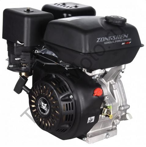 Двигатель Zongshen ZS 188 FV конусный вал