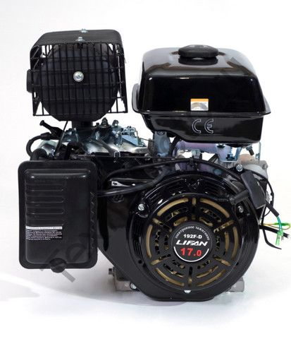 Двигатель Lifan 192FD D25 (17 л. с.)