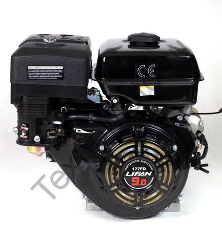 Двигатель Lifan 177FD D25 (9 л. с.)